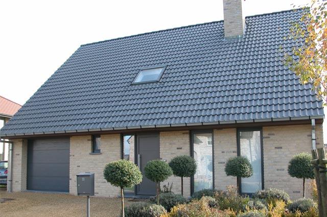 Brique de facade parement Antique Vande Moortel chez PIERRE et SOL ...